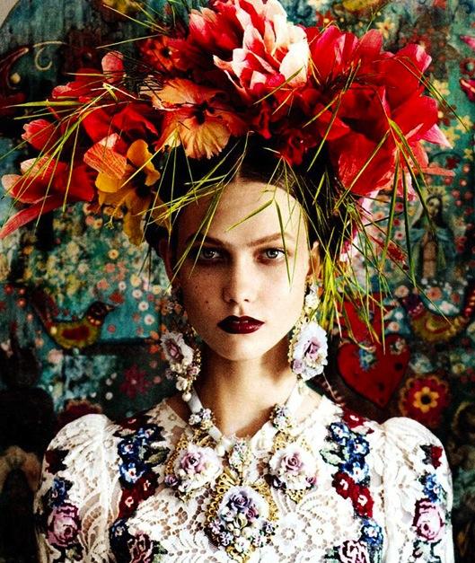 Dolce & Gabbana - fall-winter 2012
